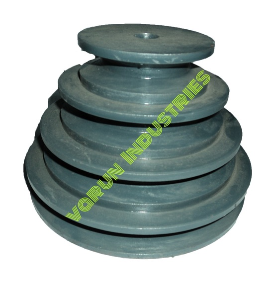 v groove pulley exporter in India