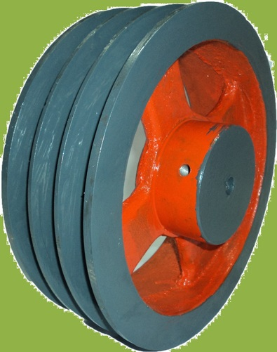 v belt pulley manufacturer in India